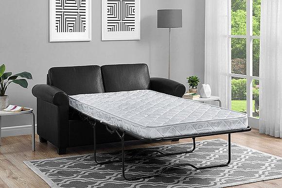 Leather DHP Premium Sofa Bed