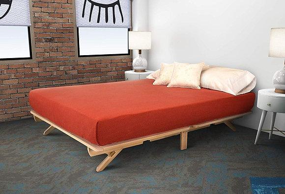 Foldable Platform Bed