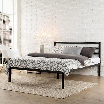 Zinus Modern Studio Metal Bed Frame