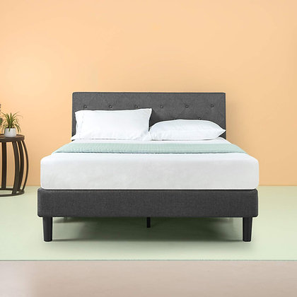 NEW Zinus Bed Frame (Gray)