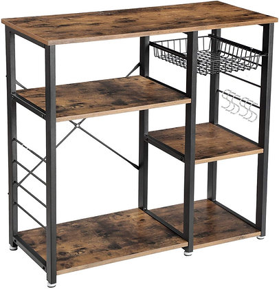Kitchen Utility Storage Shelf / Kitchen Island