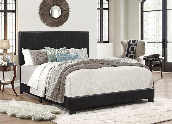 Cozy Headboard Upholstered Bed Frame