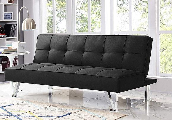 Serta Convertible sofa - Bed / Lounger / Futon