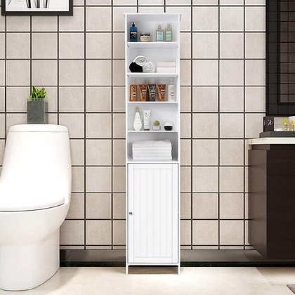 Classic 72 Inches Tall Cabinet Storage