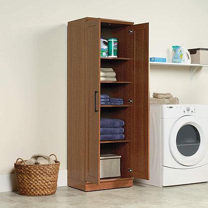 Sauder Storage Cabinet, Oak