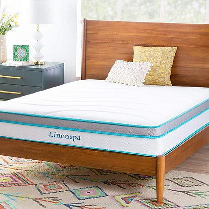 Linenspa 10 Inch Memory Foam - Medium Feel