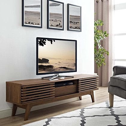 Mid-Century Modern TV Stand Cabinet