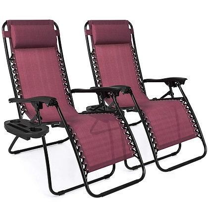 Adjustable Zero Gravity Recliner Chairs