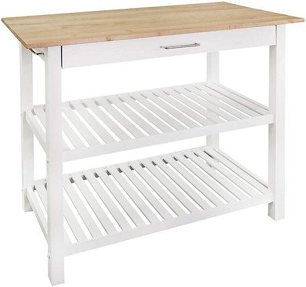 Kitchen Island / Table with American Hardwood Top