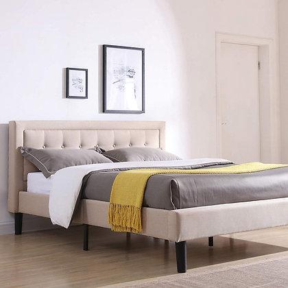 Mornington Upholstered Platform Bed Frame