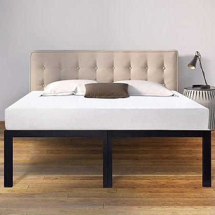 Sleeplace Steel Bed Frame - Black