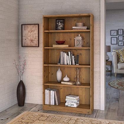 Classic 5 Level Bookcase Shelves