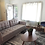 Thumbnail: Mid-Century Upholstered Living Room Couch - Stone Gray