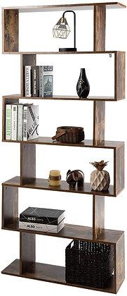 Modern Wooden Display shelf bookcase
