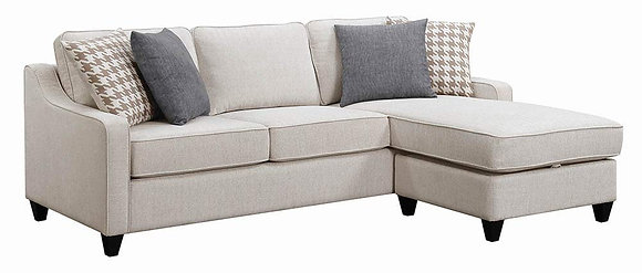 Beautiful & Homey Sectional Sofa / Couch