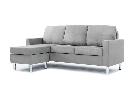 Modern Small Space Configurable Couch