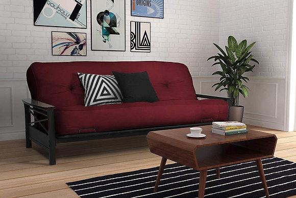 DHP 8-Inch Versatile Futon Sofa / Mattress