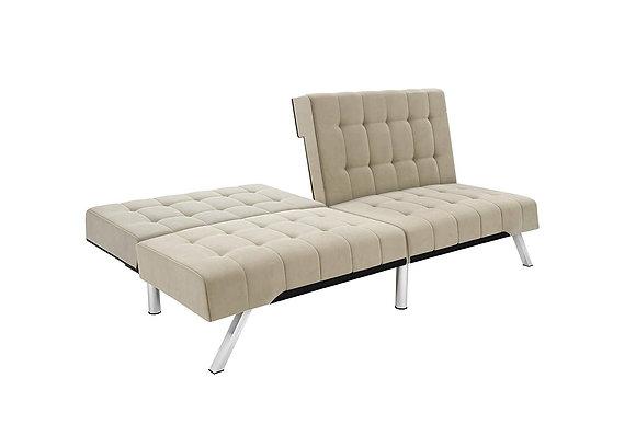DHP Modern Convertible Sofa Bed