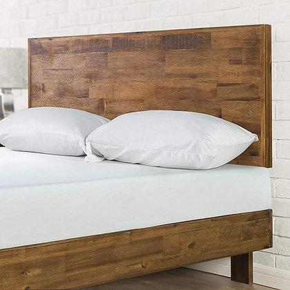 Quality Wooden Platform Bed