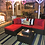 Thumbnail: Outdoor All-Weather Rattan Sectional Sofa Set