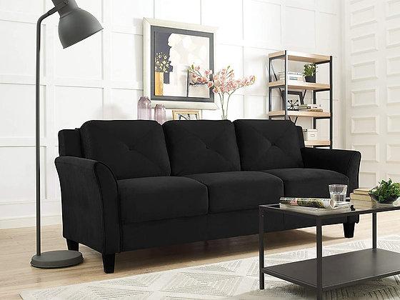 Grayson Button-Tufted r Sofa