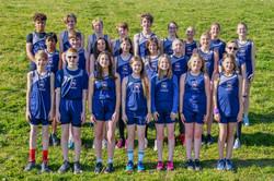 2021 Middle School Team