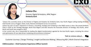 Speaker Update | Juliana Chu