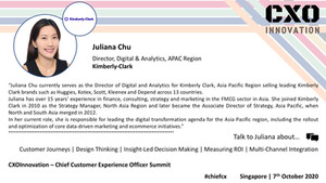 Speaker Update | Juliana Chu
