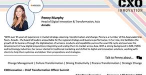 Speaker Update | Penny Murphy