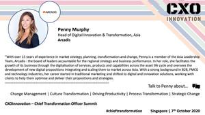 Speaker Update   Penny Murphy