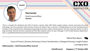 Speaker Update | Paul Lennie