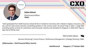 Speaker Update | Salim Himmi