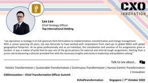 Speaker Update | Lex Lee