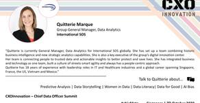 Speaker Update | Quitterie Marque