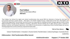 Speaker Update | Paul Cobban