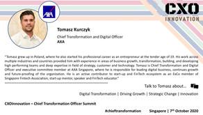 Speaker Update | Tomasz Kurczyk