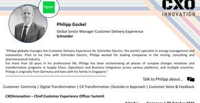 Speaker Update | Philipp Gockel