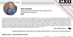 Speaker Update | Rishi Chandiok