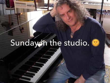 Sunday in the Studio - Sun King Rising