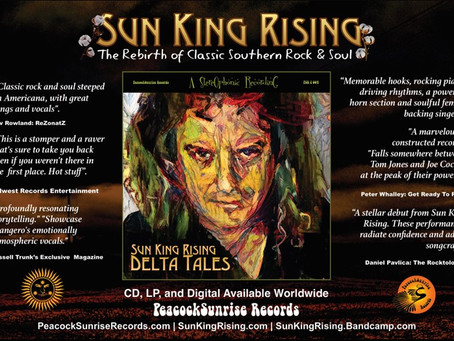 Sun King Rising is Now on Instagram