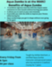 Aqua ZUmba is at the MARC!.png