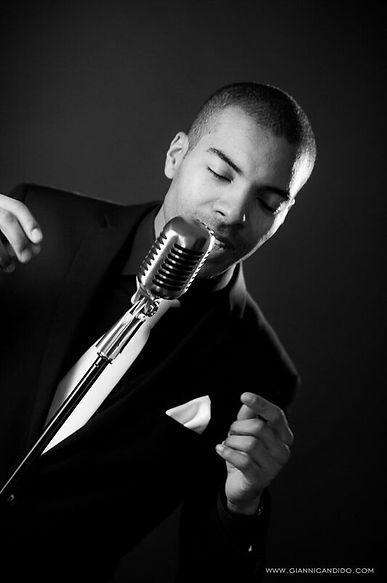 Chanteur professionnel pour fêtes d'entreprise