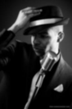 Chanteur de jazz et crooner en Belgique