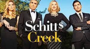 Schitt's Creek a Not So Schitty Show
