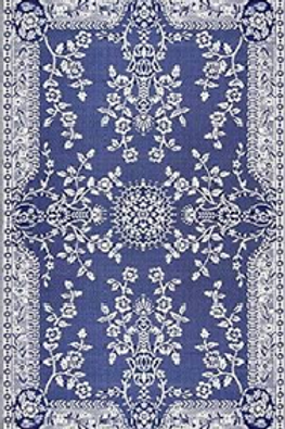 Garland Blue/White