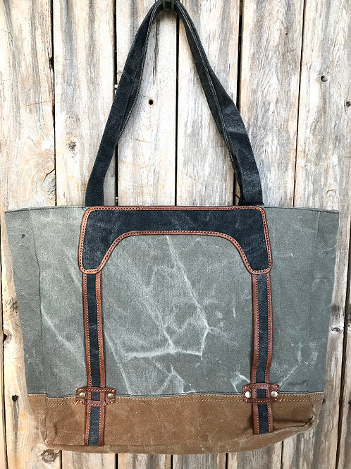 AVERY Mineral Work Tote with Laptop Sleeve
