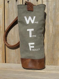WTF Wine Bag