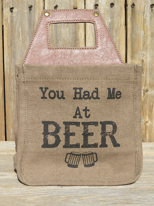 Had me at Beer Caddy