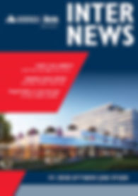Cover of Inter News Office Market Review for First Half of 2018