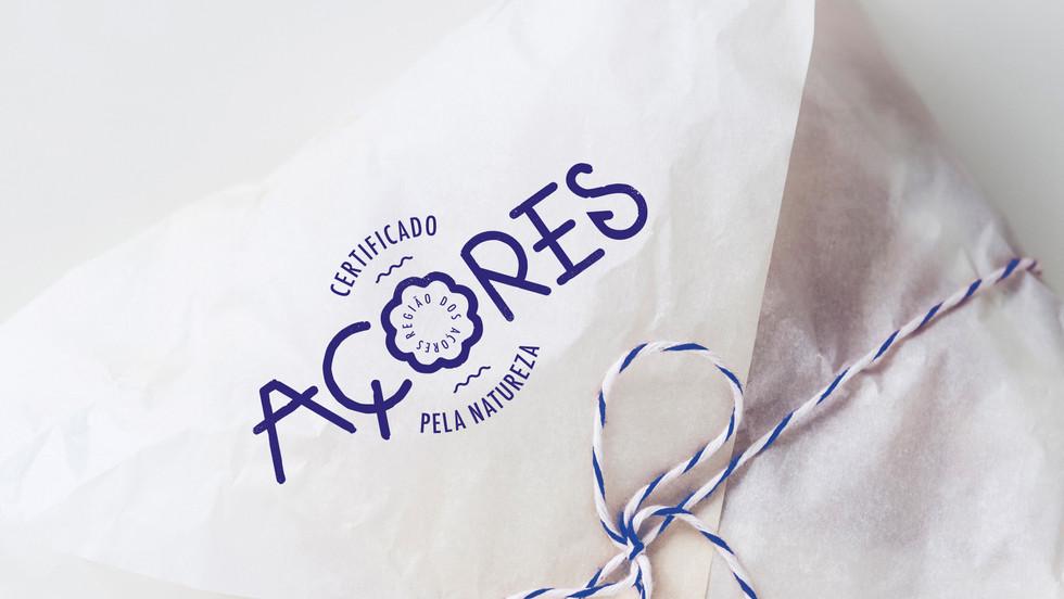 AÇORES - Brand